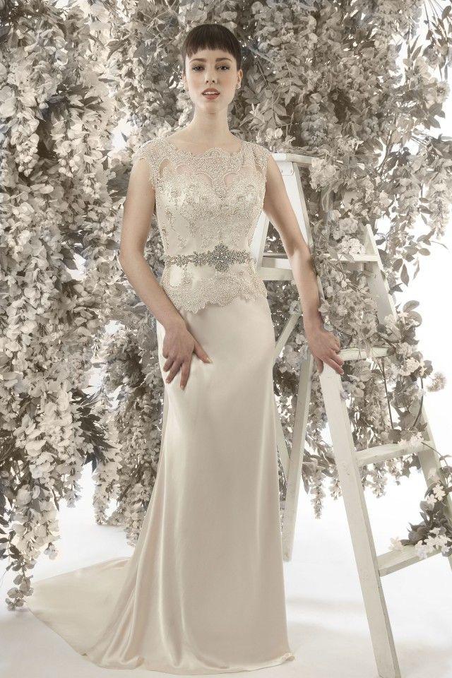 25 best Christine Dando Designs images on Pinterest | Short wedding ...