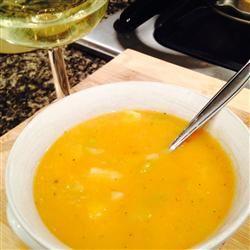 Carrot, Potato, and Cabbage Soup Allrecipes.com
