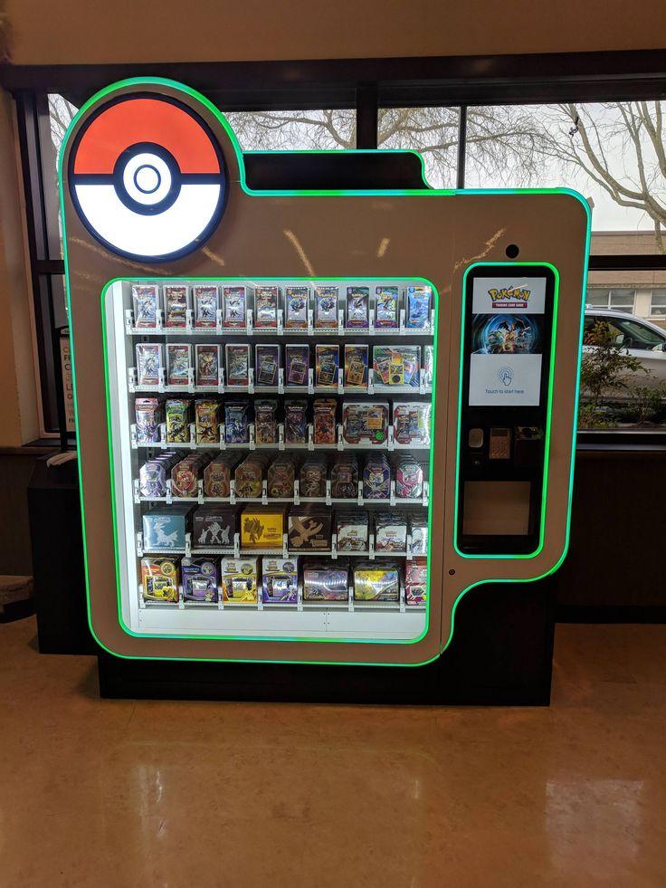 A wild pokemon vending machine appeared my my local