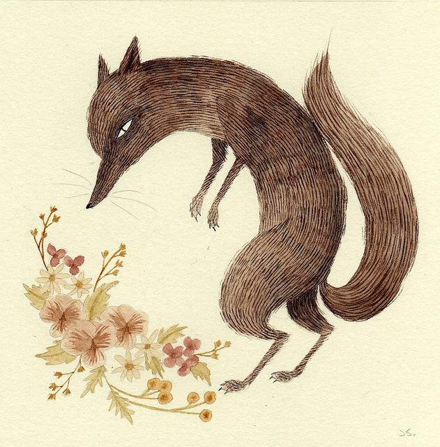 Wolfie by ohmycavalier, via Flickr