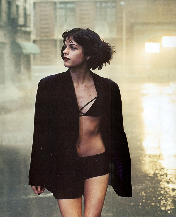 Selma Blair by Peter Lindbergh