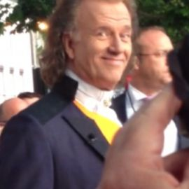 Andre Rieu pre-concert http://www.thesoundofmaastricht.com/booking-a-terrace-seat-restaurant-in-vrijthof-square/