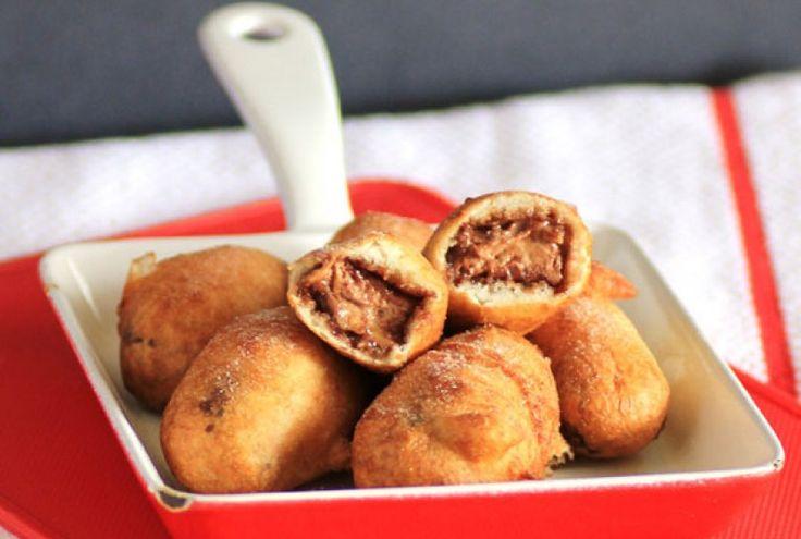 Deep-Fried Mars Bars Recipe by Tara Noland