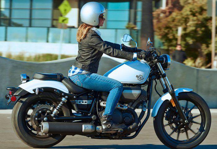 Yamaha 950 Bolt                 Lanti Harley 883 ?