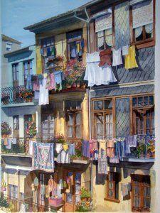 Varandas e janelas-Porto