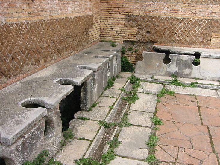 Plumbing and Toilets in Ancient Rome. http://plumbingplus.net/