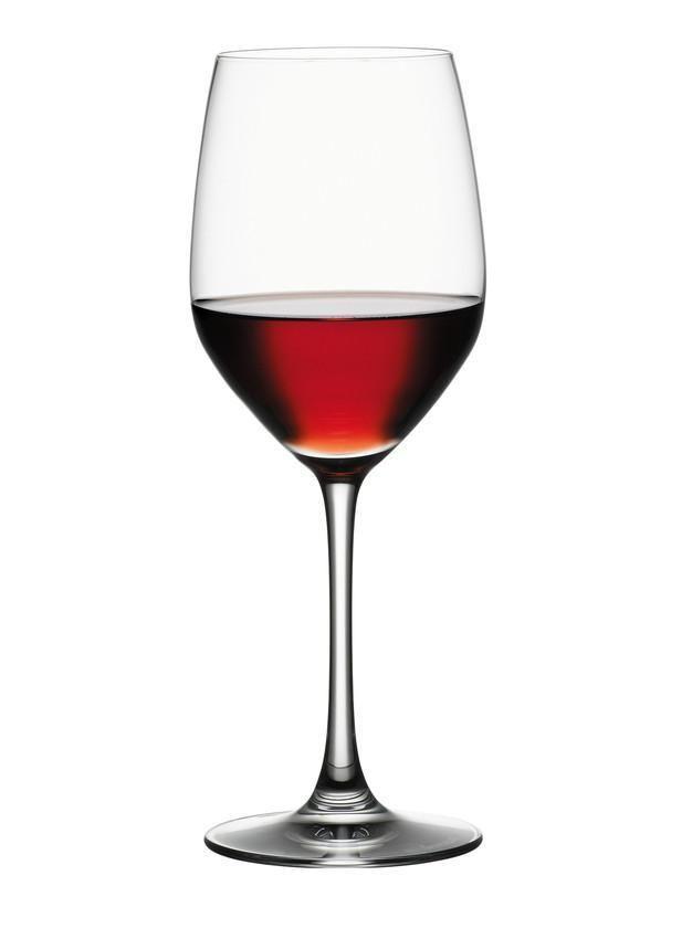 Red Wine Glasses, set/4