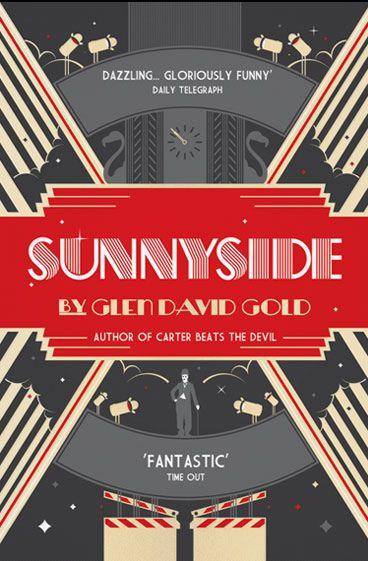 Crush | Sunnyside by Glen David Gold (Concept Cover)