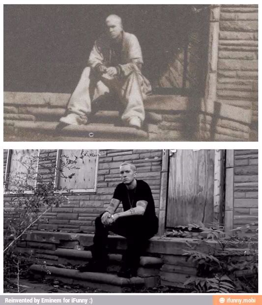 Eminem House Then And Now Eydt