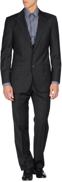 Versace Suit - Lyst