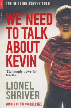 I was fascinated by this book.  How could no one but the mother see this boy wasn't right??