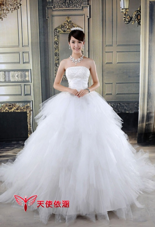 Korean wedding dress Suzhou- only 90 Bucks!!!