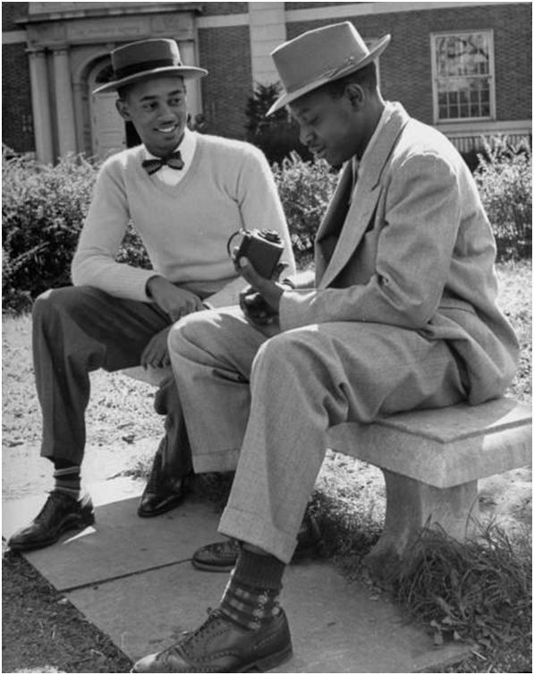 Vintage Photos from Howard University (1946)