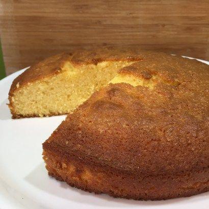 Custard Cake Recipe - Mumma Be Organised