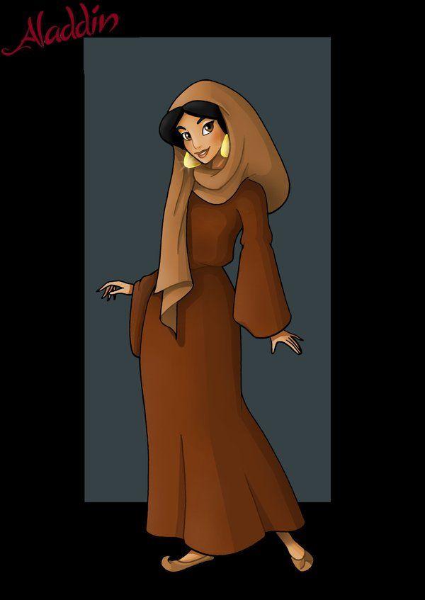 Princess Jasmine Slave | ,