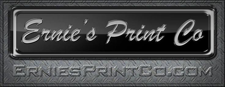 Ernie's Print Co Header Image- Silk screening shop, Calabasas t, shirt, silk, screen, custom, apparel, ernie's, print, company, co, press, heat, press, embroidery, sweat, shirt, pants, hoodie, backpack, hats, jackets, black, white, red, blue, green, purple, orange, yellow, school, design, logo, team, sports, matching, original, create, hand, made