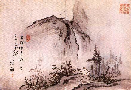 (Korea) by Kim Hong-do (1745-1806). ca 18th century CE.