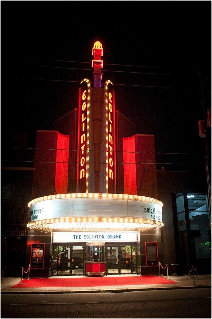 Historical Toronto venues The Eglinton Grand