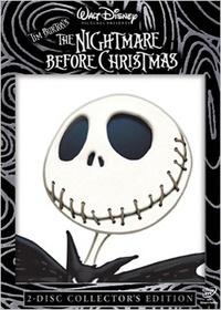ナイトメアー・ビフォア・クリスマス 2-Disc・コレクターズ・エディション(デジタルリマスター版)
