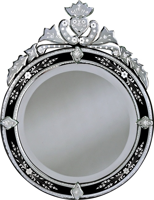 79 best black and white home decor my retreat images on for Black venetian mirror