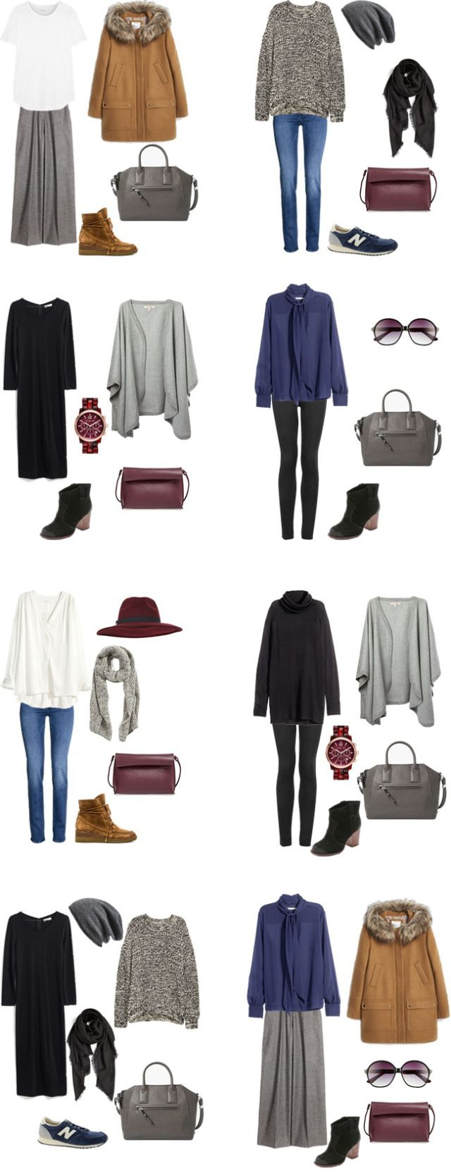 What to Wear In Munich Germany. Packing light outfits 11-18. The entire list is…