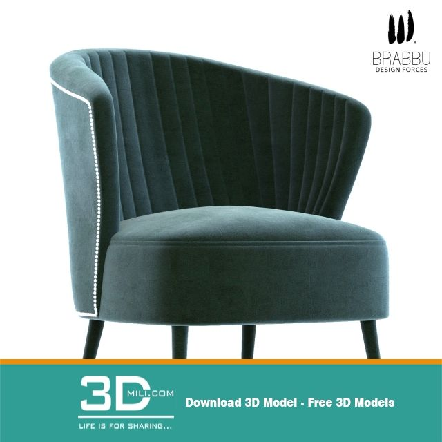 457 Chair 3dsmax Model Free Download Chair Furniture Chair Model