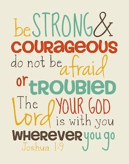 Great Scripture for boys room.