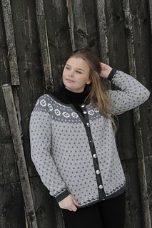 Regine-kofte. Desing: Nina Granlund Sæther