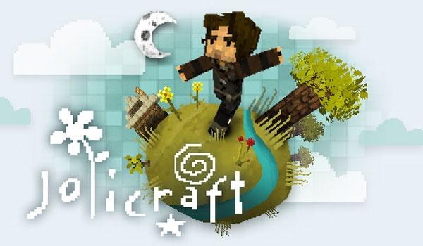 Jolicraft Texture Pack para Minecraft 1.4.2