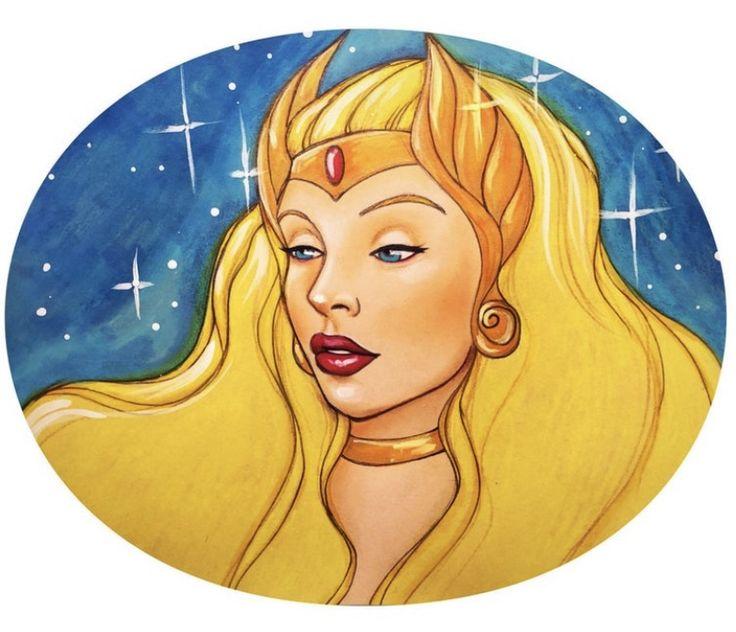 ::She-Ra:: by chaseau on deviantART   She ra, Aurora