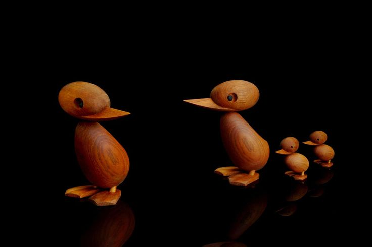Duckling by Hans Bolling for Architectmade