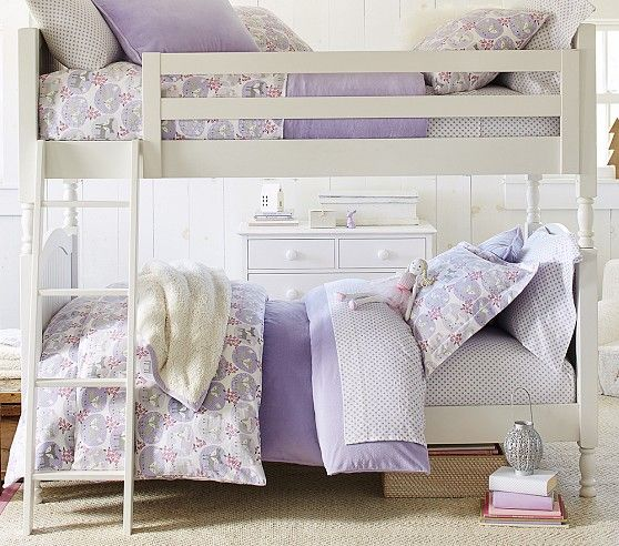 Catalina Bunk Bed Pottery Barn Kids Bunk Trundle Bed