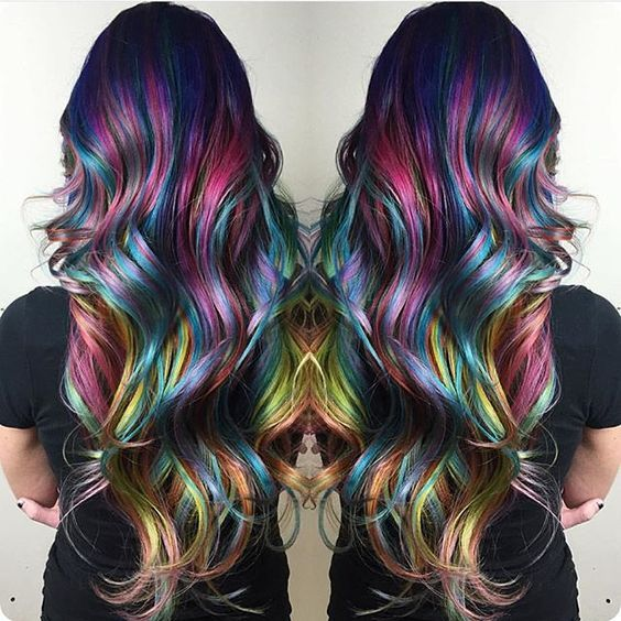 Best 25+ Different hair colors ideas on Pinterest   Galaxy ...