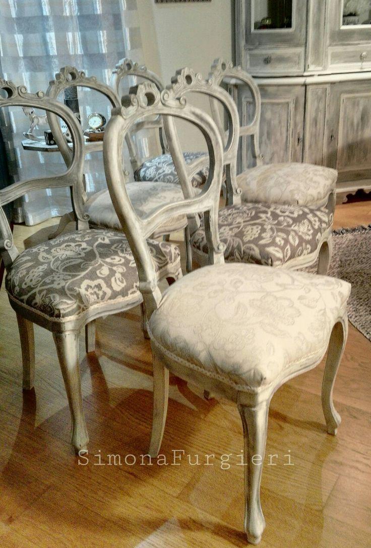 17 migliori idee su sedie shabby chic su pinterest for Sedie shabby chic ikea
