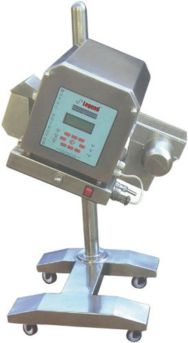 Legend Metal Detector offers High speed ferrous \non-ferrous detection & rejection with High sensitivity to all metal including the most difficult non-magnetic stainless steel.