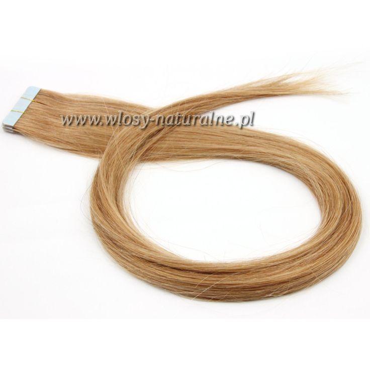 #tape #on #natural #hair #honey #blonde #wlosy #włosy #hairextenion #doczepiane #naturalne #doczepianewłosy #darkblonde  from www.wlosy-naturalne.pl/en #www.wlosy-naturalne.pl #wlosynaturalnepl