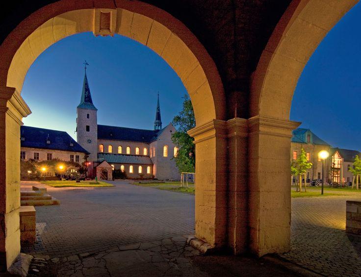 Eine Auszeit im Kloster Huysburg bei Halberstadt - https://www.reisecompass.de/eine-auszeit-im-kloster-huysburg-bei-halberstadt/
