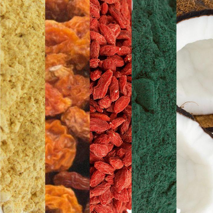 Top 5 Healing Superfoods