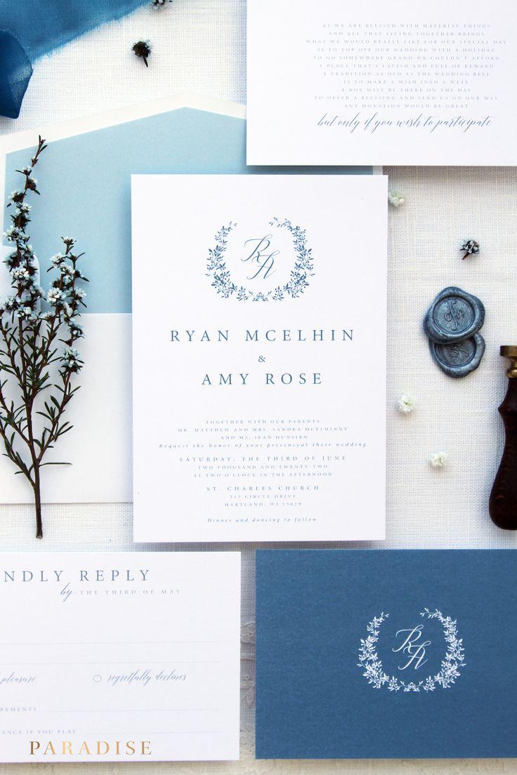 Best 25+ Silver wedding invitation sets ideas on Pinterest   Lilac ...