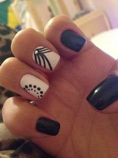 Gorgeous Nail Art Designs for womens 2015