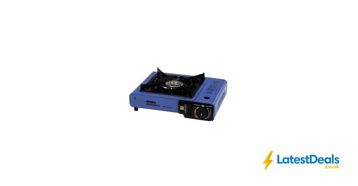 Halfords Portable Gas Stove *HALF PRICE* Free C+C, £7.50