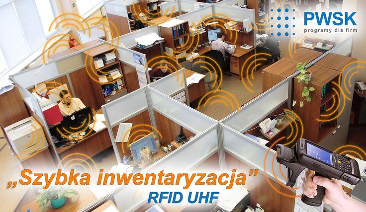 Natychmiastowa inwentaryzacja biura!!!-  wykorzystanie tagów RFID i skanera wraz z czytnikiem RFID #tagiRFID, #inwentaryzacja
