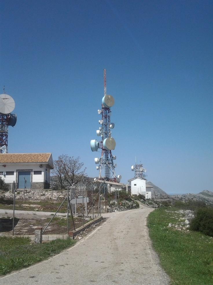 Internet Rural en Antequera.  Torres de telecomunicaciones