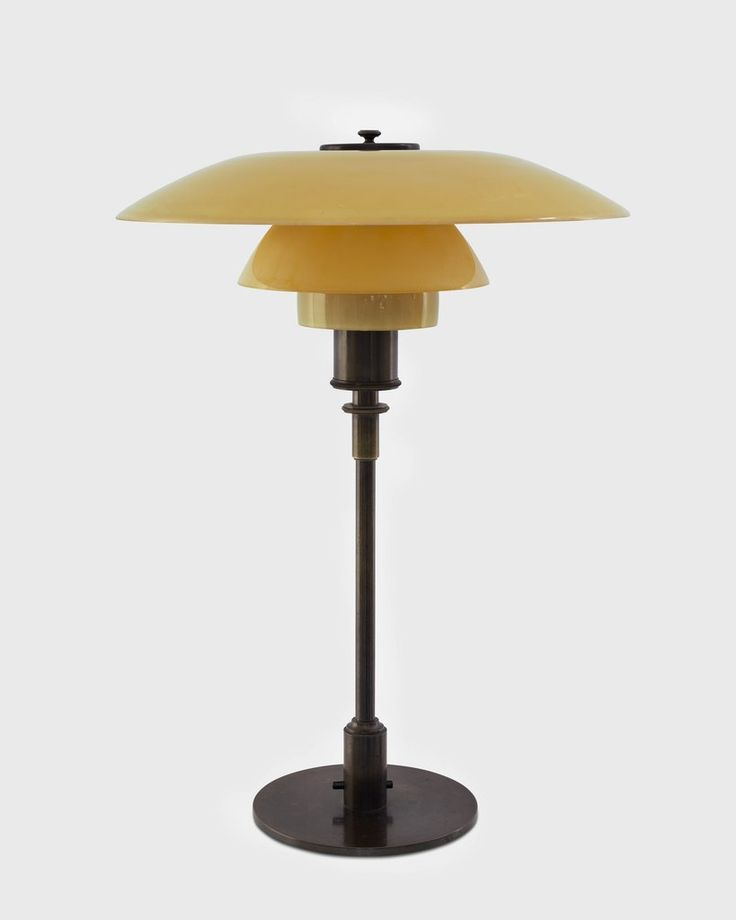 4/3 Table Lamp by Poul Henningsen