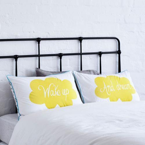 Wake Up Dream Pillowcases