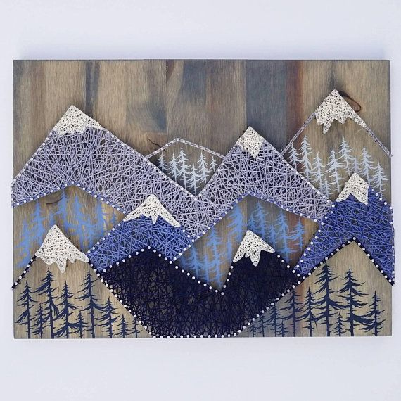 Pin On The Woolly Bugger Art For Mountain Living Mountain Decor