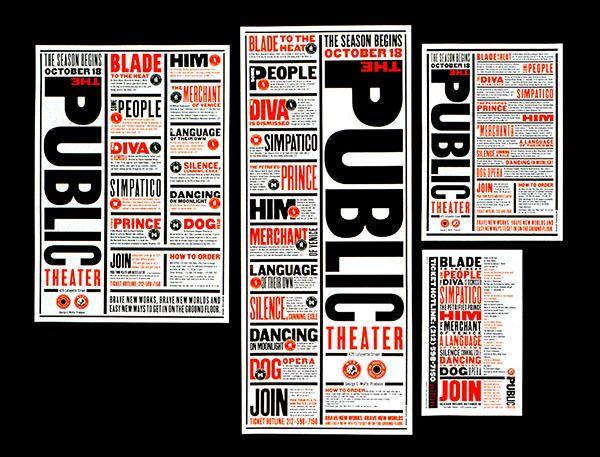 design, poster, black, white, red,