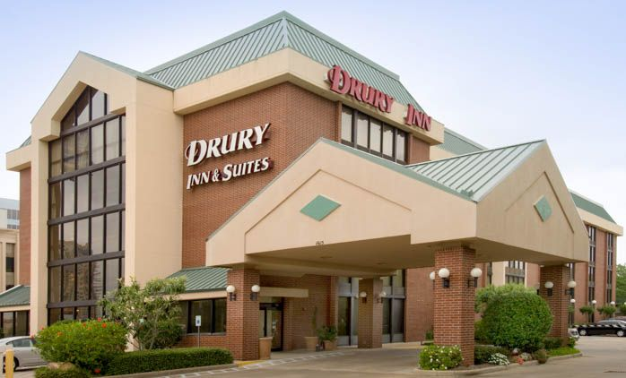 Drury Inn Suites Houston Near The Galleria Exterior In 2020