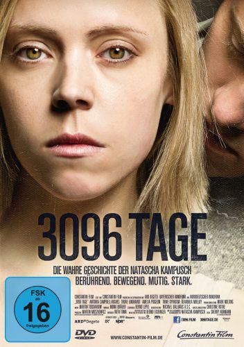 3096 Tage, Verfilmung des Schicksals von Natascha Kampusch auf DVD für 9,99 Euro bei Weltbild! #NataschaKampusch #3096Tage #Schicksal #DVD