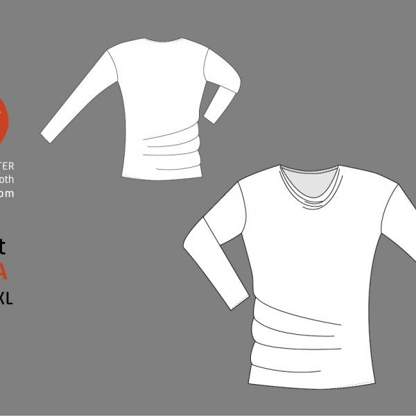 SO! Pattern * Indie Sewing Patterns * Designschnittmuster * Stefanie Kroth